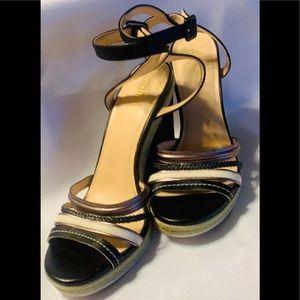 Ladies Cole Haan Wedge Sandals
